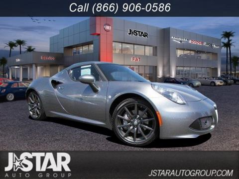 Used Alfa Romeo C For Sale Carsforsalecom - Used alfa romeo 4c for sale