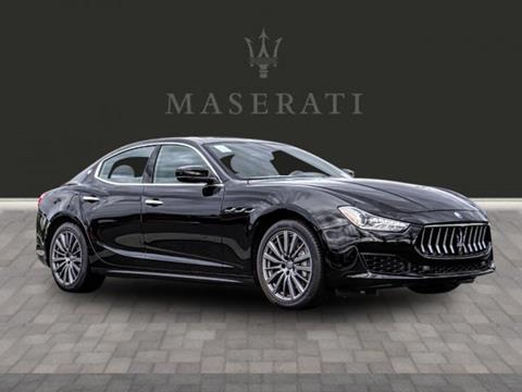 2019 Maserati Ghibli for sale in Anaheim, CA