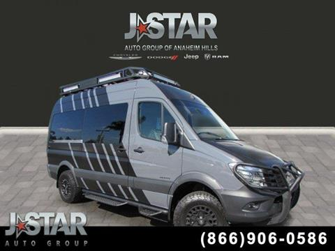 2017 Mercedes-Benz Sprinter Crew for sale in Anaheim, CA