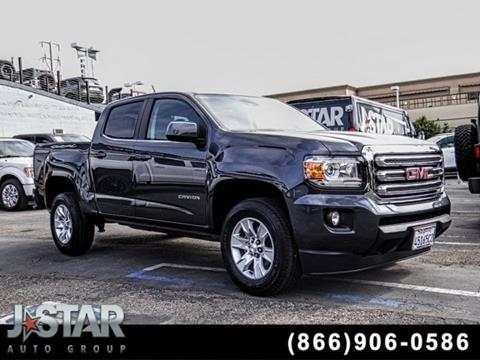 2016 GMC Canyon for sale in Anaheim, CA
