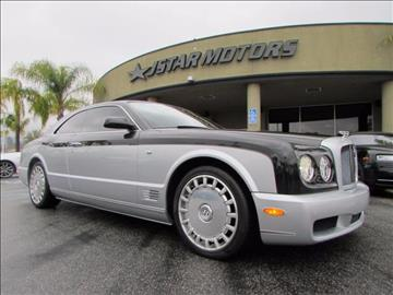 2009 Bentley Brooklands for sale in Anaheim, CA