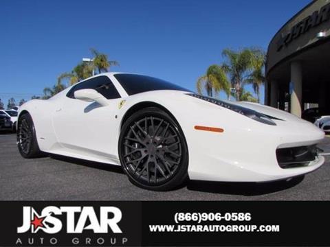 2015 Ferrari 458 Spider for sale in Anaheim, CA