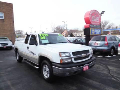 Chevrolet Used Cars Pickup Trucks For Sale Milwaukee Ramsey Motors