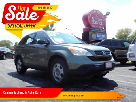 2008 Honda CR-V for sale in Milwaukee, WI