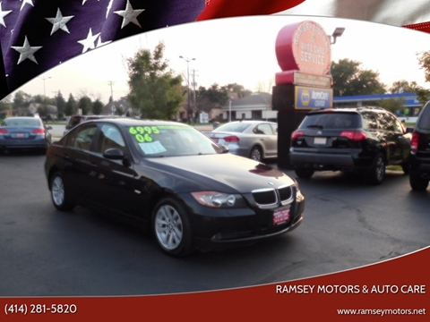 2006 BMW 3 Series for sale at Ramsey Motors & Auto Care in Milwaukee WI