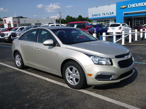 2015 Chevrolet Cruze for sale in Murray, KY