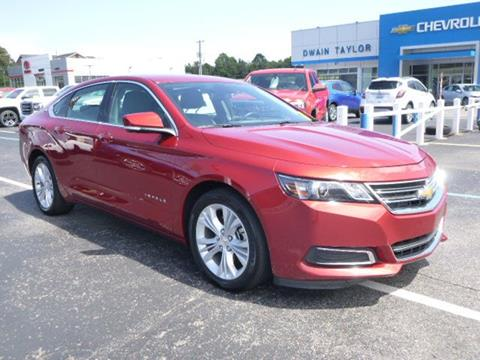 2015 Chevrolet Impala for sale in Murray, KY