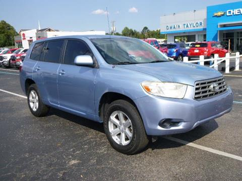 2009 Toyota Highlander for sale in Murray, KY