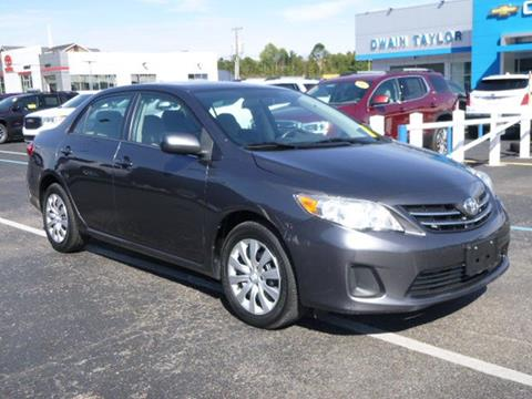 2013 Toyota Corolla for sale in Murray, KY