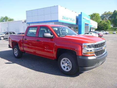 2017 Chevrolet Silverado 1500 for sale in Murray, KY