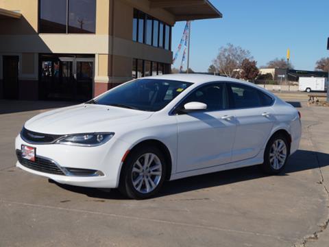 2016 Chrysler 200 for sale in Wichita, KS