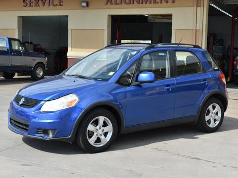 2012 Suzuki SX4 Crossover for sale in Wichita, KS
