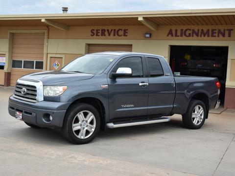 Used Cars Wichita Ks >> 2007 Toyota Tundra For Sale In Wichita Ks
