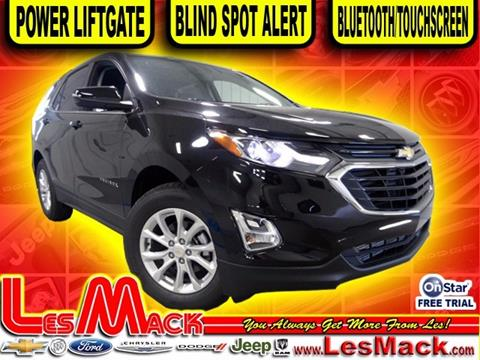 2018 Chevrolet Equinox for sale in Lancaster, WI