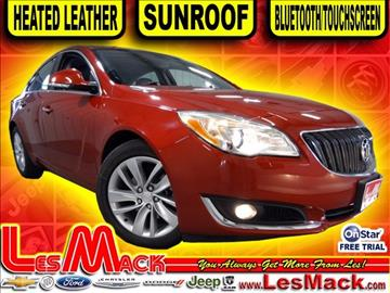 2014 Buick Regal for sale in Lancaster, WI