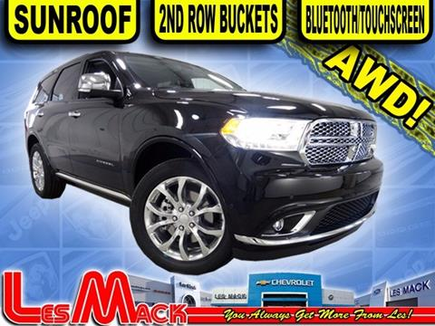 2018 Dodge Durango for sale in Lancaster, WI