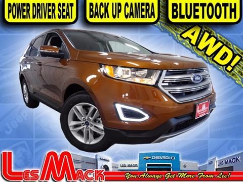 2017 Ford Edge for sale in Lancaster, WI