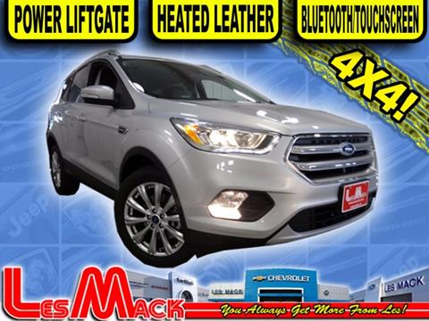 2017 Ford Escape for sale in Lancaster, WI