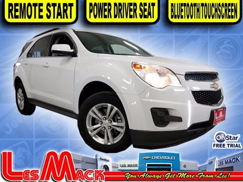 2013 Chevrolet Equinox for sale in Lancaster, WI