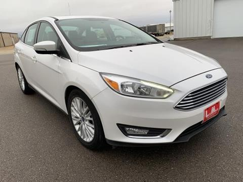 2017 Ford Focus for sale in Lancaster, WI