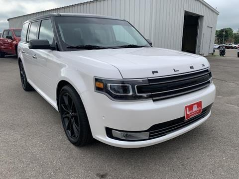 2018 Ford Flex for sale in Lancaster, WI