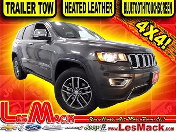 2017 Jeep Grand Cherokee for sale in Lancaster, WI