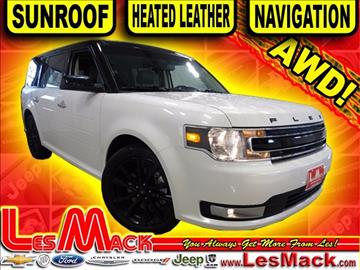 2016 Ford Flex for sale in Lancaster, WI