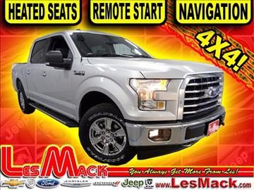 2017 Ford F-150 for sale in Lancaster, WI
