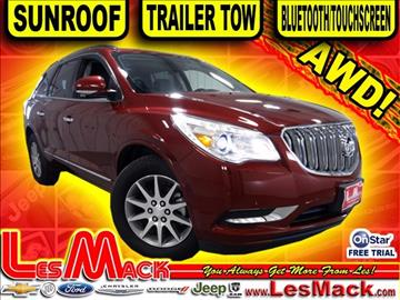 2016 Buick Enclave for sale in Lancaster, WI