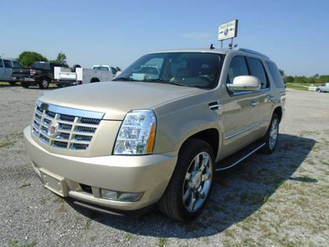 2009 Cadillac Escalade for sale in Augusta, KS