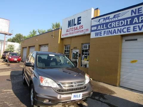2011 Honda CR-V for sale in Denver, CO