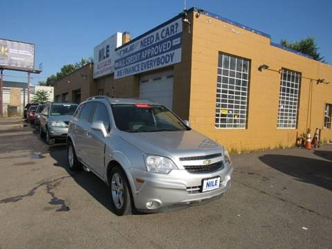 2014 Chevrolet Captiva Sport for sale in Denver, CO