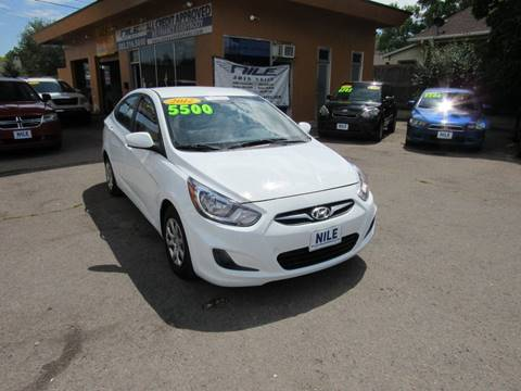 2012 Hyundai Accent for sale in Denver, CO
