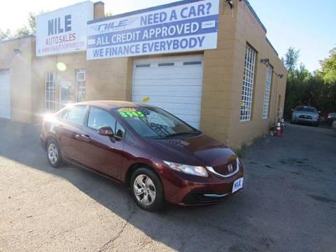 2013 Honda Civic for sale in Denver, CO