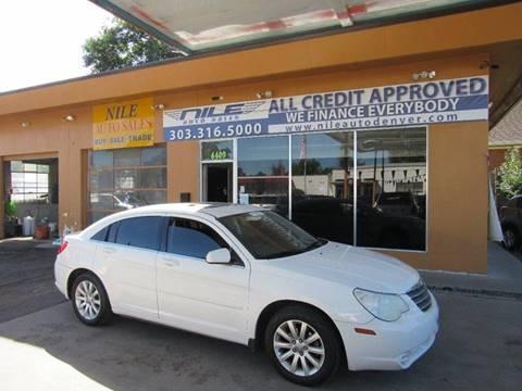 2010 Chrysler Sebring for sale in Denver, CO