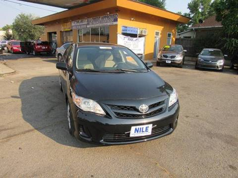 2011 Toyota Corolla for sale in Denver, CO