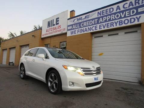 2011 Toyota Venza for sale in Denver, CO