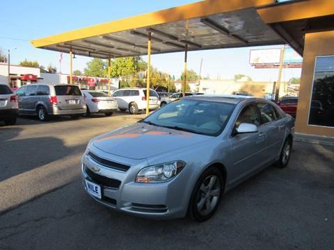 2011 Chevrolet Malibu for sale in Denver, CO