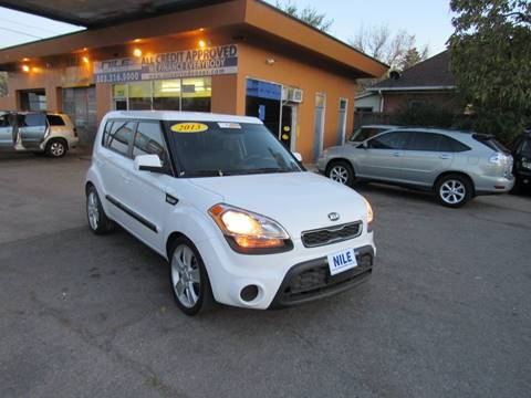 2013 Kia Soul for sale in Denver, CO