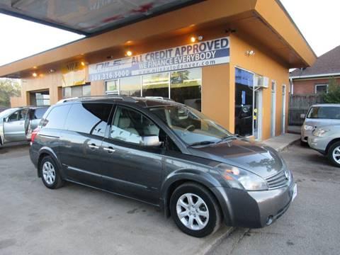 2009 Nissan Quest for sale in Denver, CO