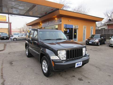 2011 Jeep Liberty for sale in Denver, CO