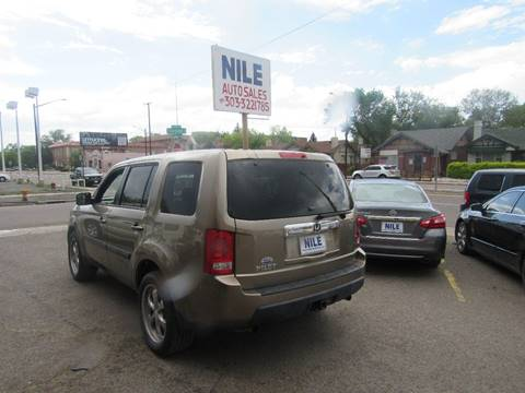 Honda Used Cars Pickup Trucks For Sale Denver Nile Auto Sales