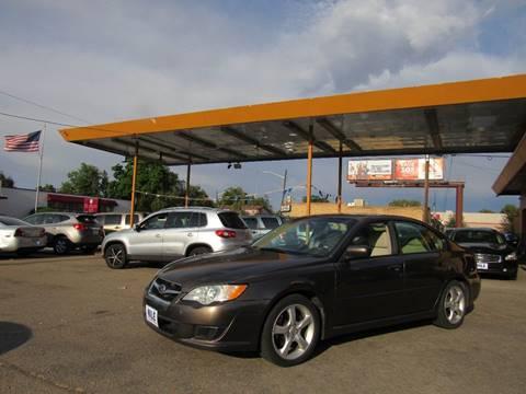2009 Subaru Legacy for sale in Denver, CO