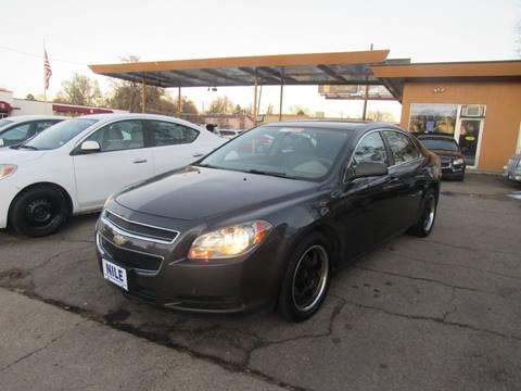 2012 Chevrolet Malibu for sale in Denver, CO
