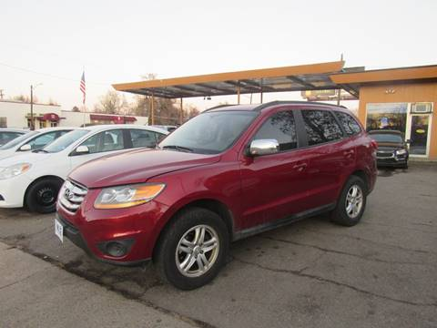 2010 Hyundai Santa Fe for sale in Denver, CO