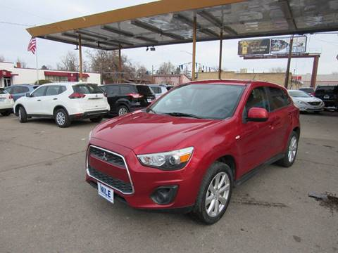 2015 Mitsubishi Outlander Sport for sale in Denver, CO