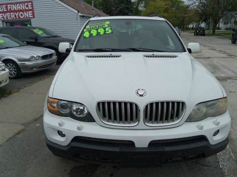 2005 BMW X5 for sale at Al's Linc Merc Inc. in Garden City MI