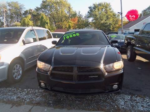 2011 Dodge Charger for sale in Garden City, MI