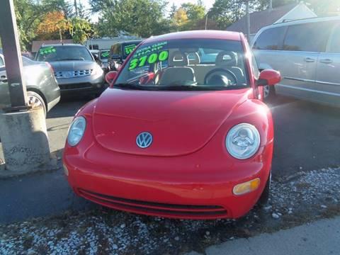 2002 Volkswagen New Beetle for sale in Garden City, MI