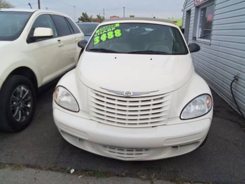2005 Chrysler PT Cruiser for sale in Garden City, MI